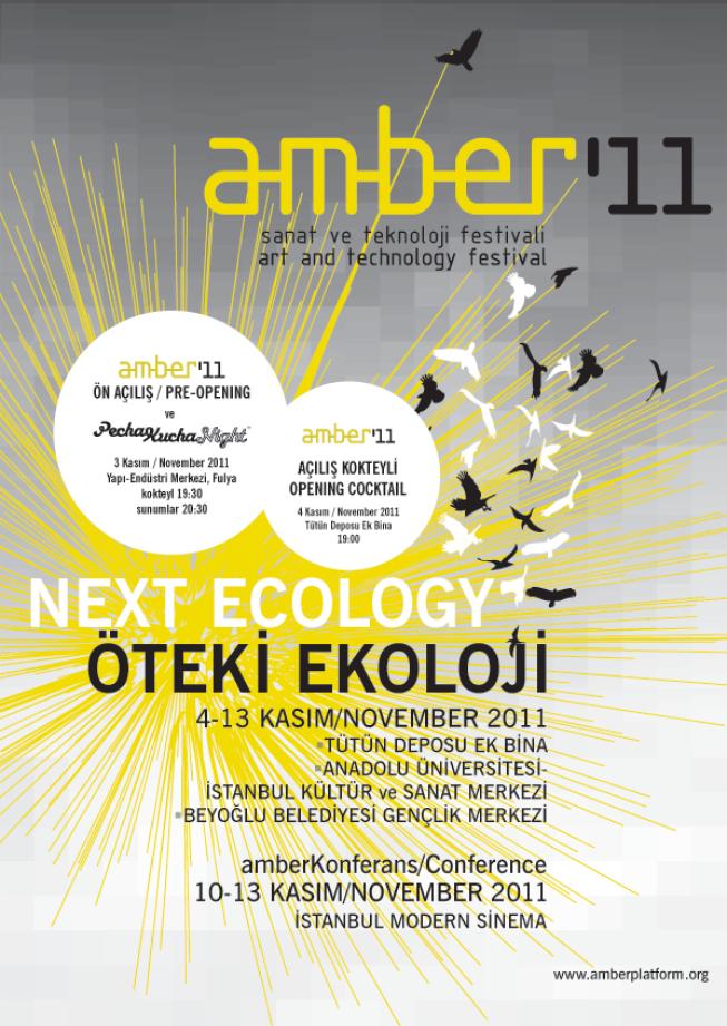 amber'11: Next Ecology