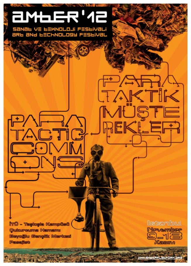 amber'12: Paratactic Commons