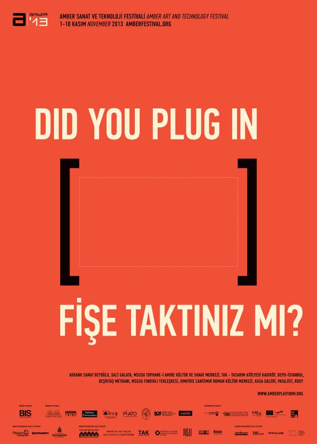 amber'13: Did You Plug It In?