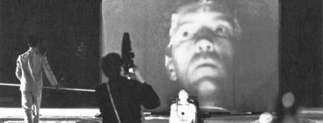 Alfons Schilling shooting Alex Hay's performance Grass Field october 22 1966