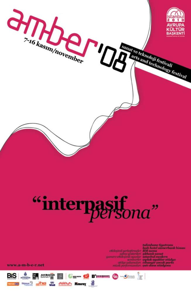 amber'08: Interpassive Persona