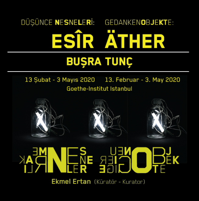 Objects of Curiousity: Thought Objects [ Esîr by Buşra Tunç ]